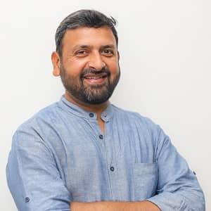 Shailesh Vikram Singh